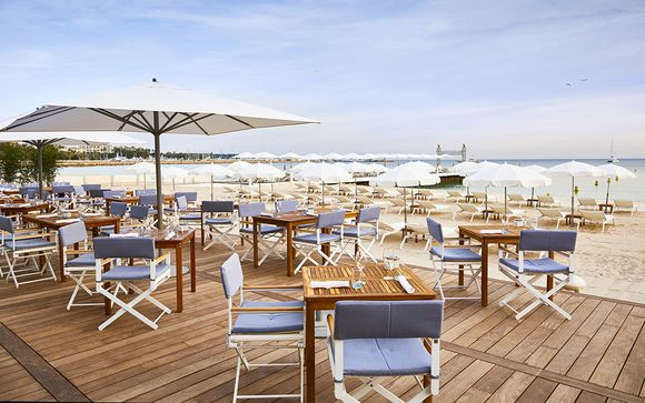 CANNES - Grand Hyatt Cannes Hotel Martinez 5*