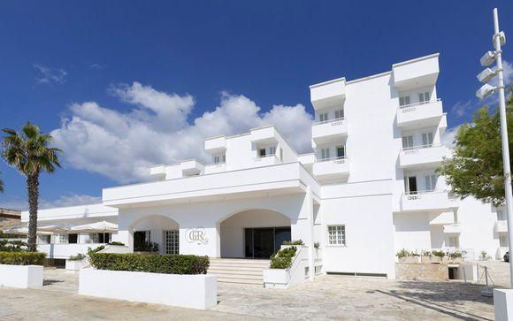 Estensione mare al Grand Hotel Riviera 4*