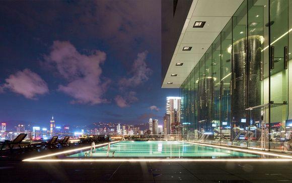 Hotel ICON Hong Kong 5* + possibile soggiorno a Singapore