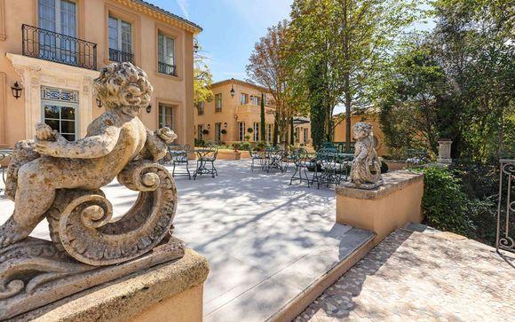 Villa Saint-Ange 5*