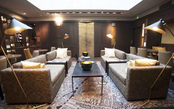 Hotel Villa Saxe Eiffel 4*