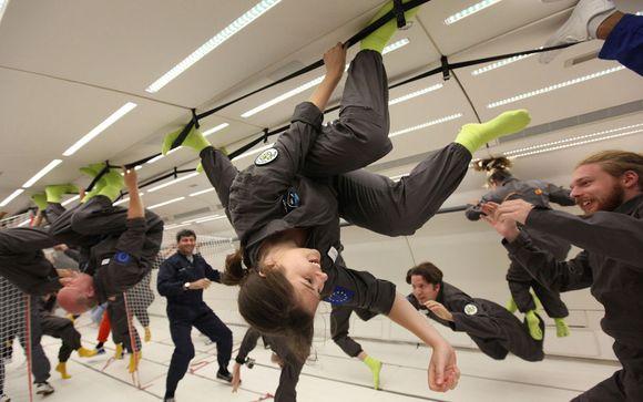 In cosa consiste il volo parabolico