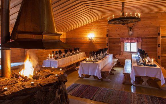 Harriniva Hotel Torassieppi Reindeer Farm and Cottages