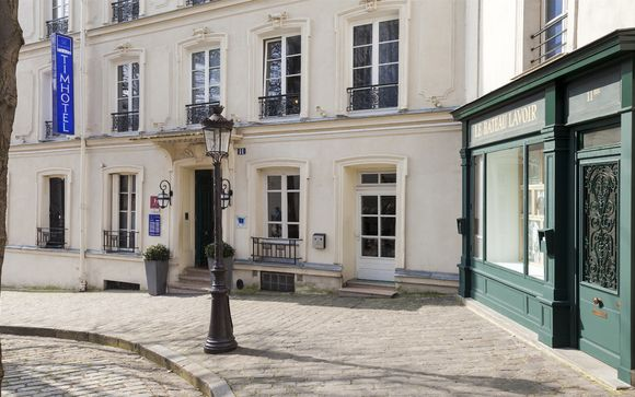 Il Timhotel Montmartre