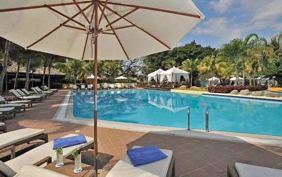 Santiago de Cuba - Hotel Melià Santiago de Cuba 5*