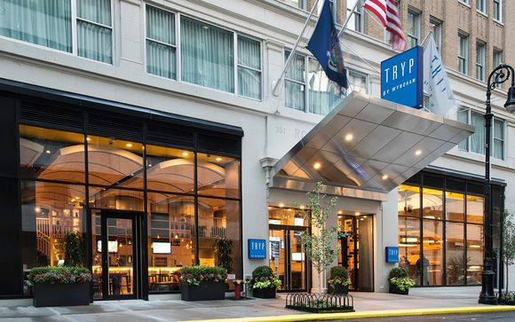 New York - TRYP Times Square South Hotel