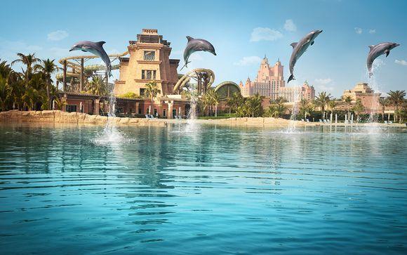 Pacchetto Extraordinary Atlantis Experience del valore di 3.500 AED