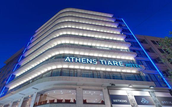 L'Athens Tiare Hotel 4*