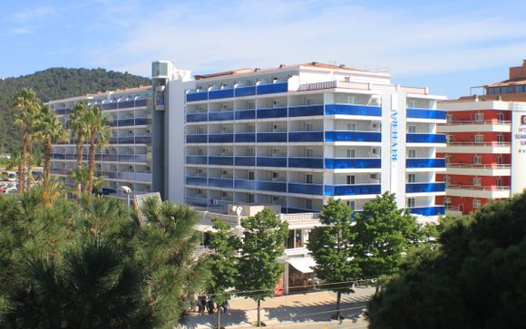 L'Hotel Riviera 4*