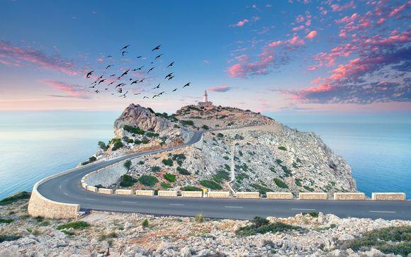 Tour in auto alla scoperta delle Baleari