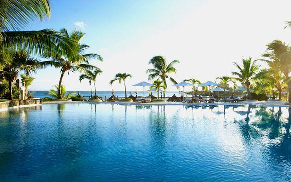 Mauritius - LUX* Grand Gaube 5*