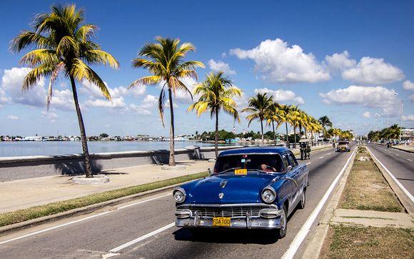 NH Capri L'Avana + Casa Particular a Trinidad + Ocean Casa del Mar 4*S Cayo S.ta Maria