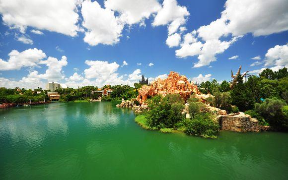 Optie: Toegangsticket voor Universal Orlando Resort