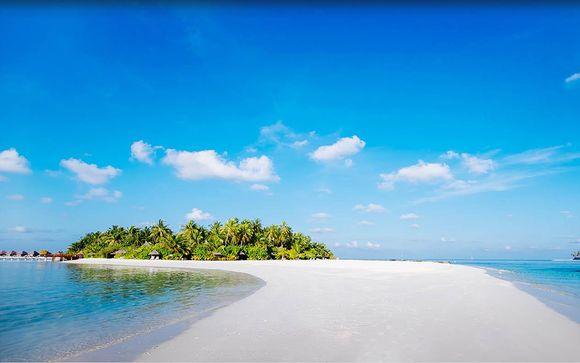 Welkom op... de Malediven!