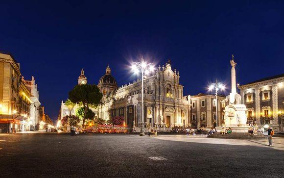 Welkom in Catania