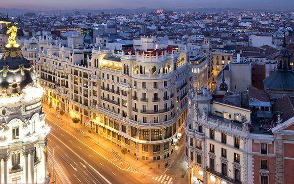 Welkom in... Madrid