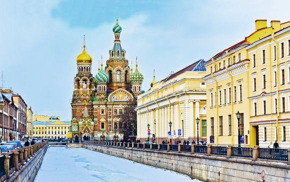 Welkom in .. Sint Petersburg