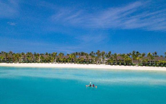 Saii Lagoon Maledives (Curio Collection By Hilton) 5*
