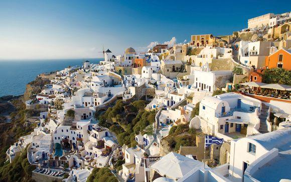 Welkom op... Santorini!