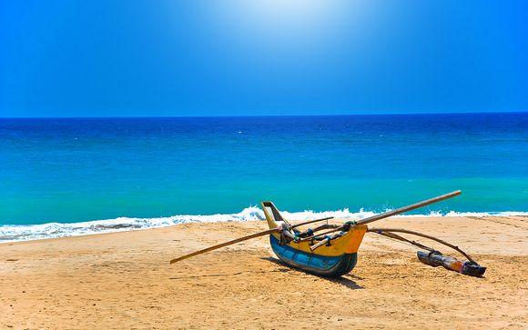 Welkom op... Sri Lanka