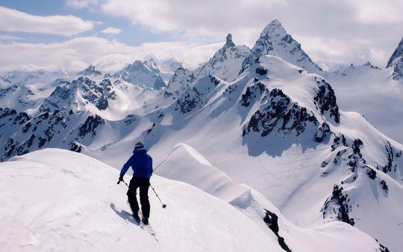 Welkom in... De Alpen