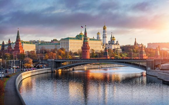 Welkom in Moskou