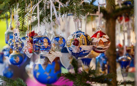 Kerstmarkt in Brunico