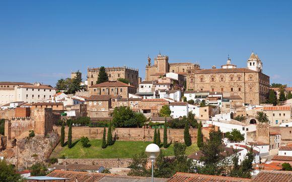 Welkom in Cáceres