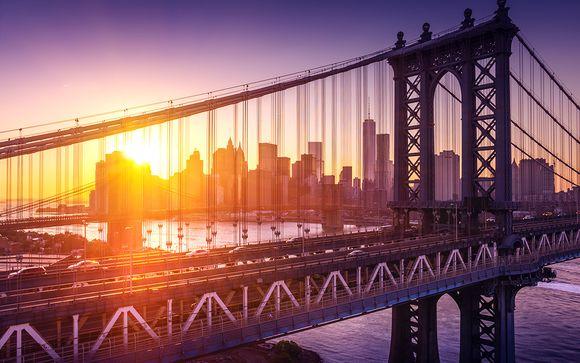 Welkom in... New York!