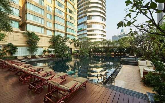 Grande Centre Point Ratchadamri 5* in Bangkok