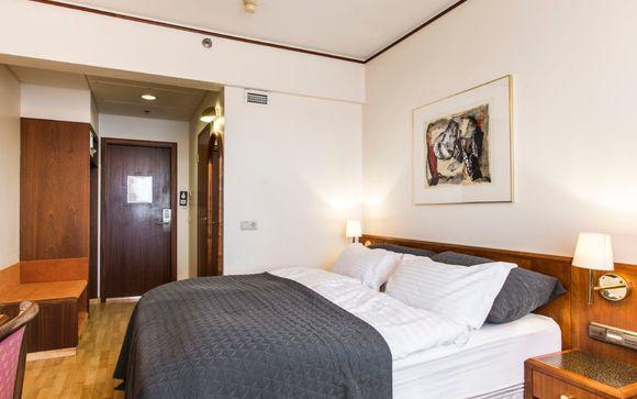 Hotel Ísland 3*