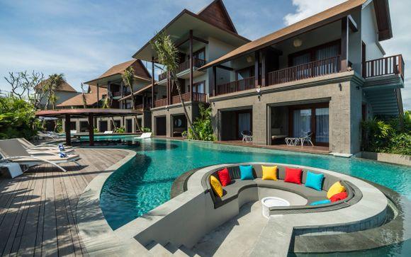 Sense Canggu Beach Hotel 4*