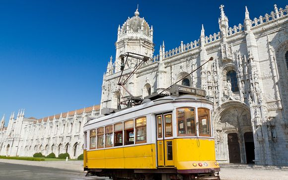 Welkom in... Lissabon