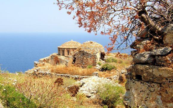 Welkom in... Peloponnesos