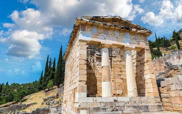 Extra opties in Athene