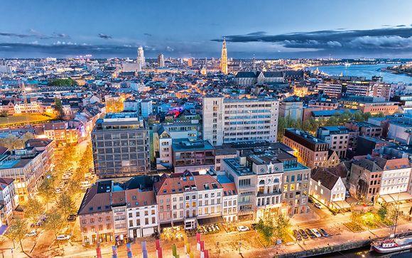 Welkom in... Antwerpen!