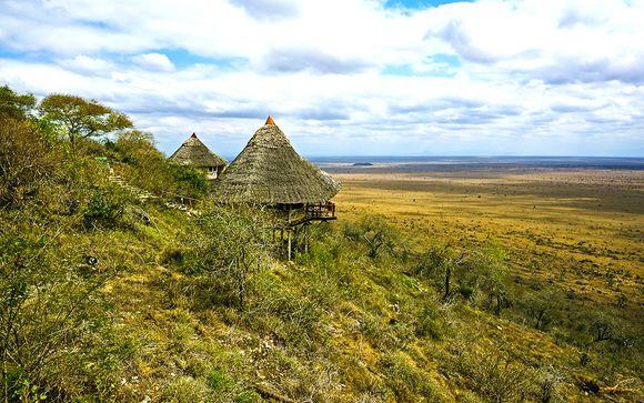 Safari Shimba Hills, Ngutuni Sanctuary en Taita Hills Sanctuary - 3 dagen/2 nachten