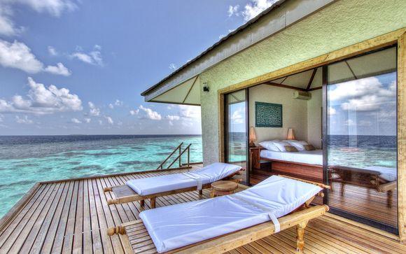 Welkom in... de Malediven!