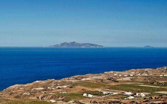 Welkom op... Santorini