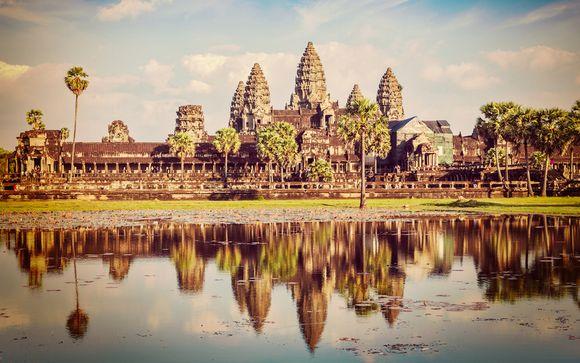 Welkom in... Cambodja en Vietnam