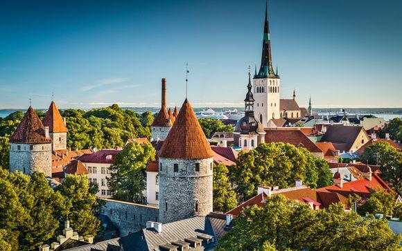 Welkom in... de Baltische Staten