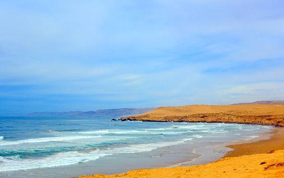 Welkom in... Marrakech en Agadir