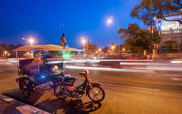 Uw uitbreiding naar Vietnam (4 nachten)