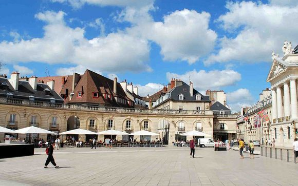 Welkom in... Dijon