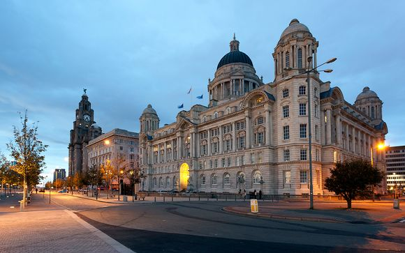 Welkom in...Liverpool