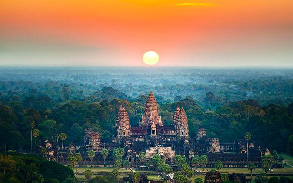 Welkom in... Cambodja
