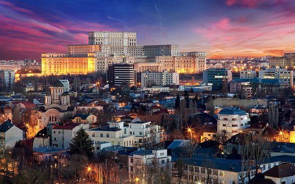 Welkom in... Boekarest