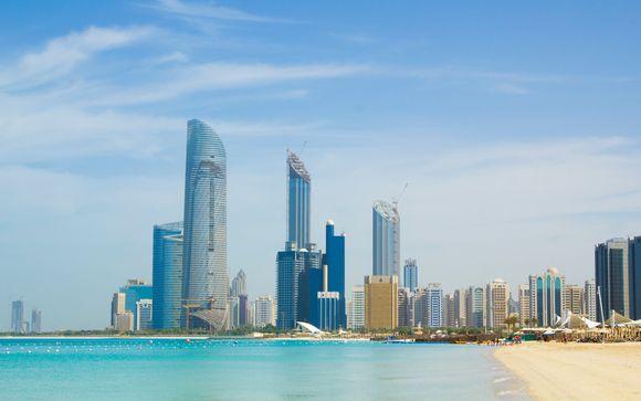 Welkom in ... Abu Dhabi