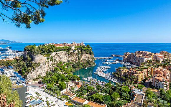 Welkom in...Monaco