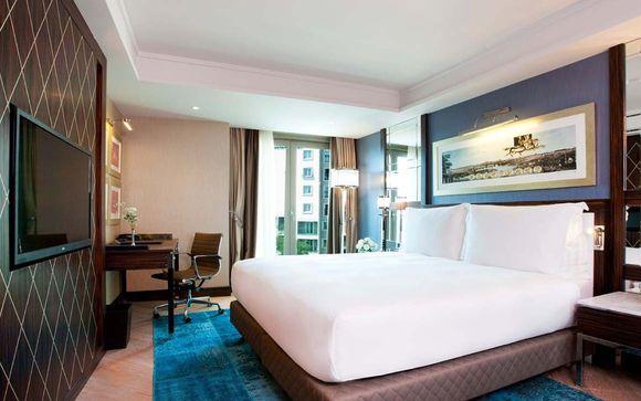 Hotel Radisson Blu Pera 5*